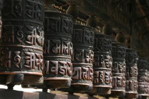 Nepal -Swayambhunath Temple