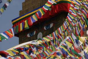Nepal - Boudhanath Stupa