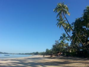 Burma - Ngapali beach
