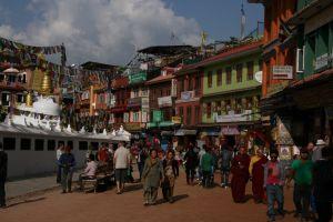 Nepal - Khatmandu - Tibetan area