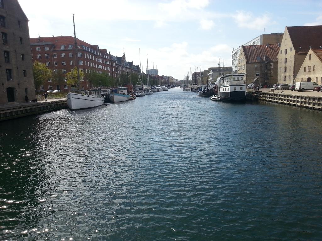 Kanal - Copenhagen, Denmark