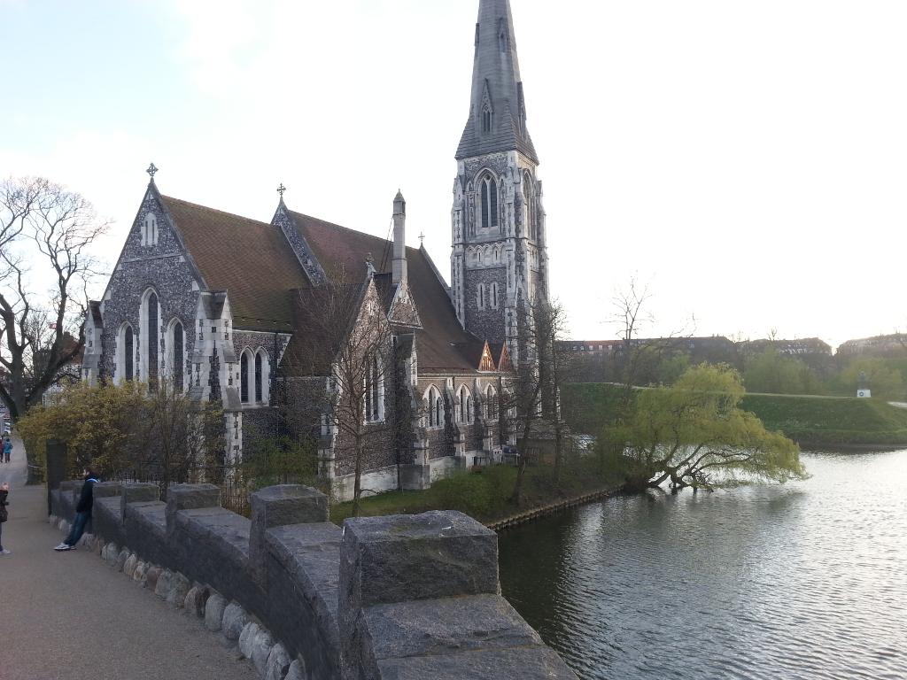 St Alban's Church - Copenhagen
