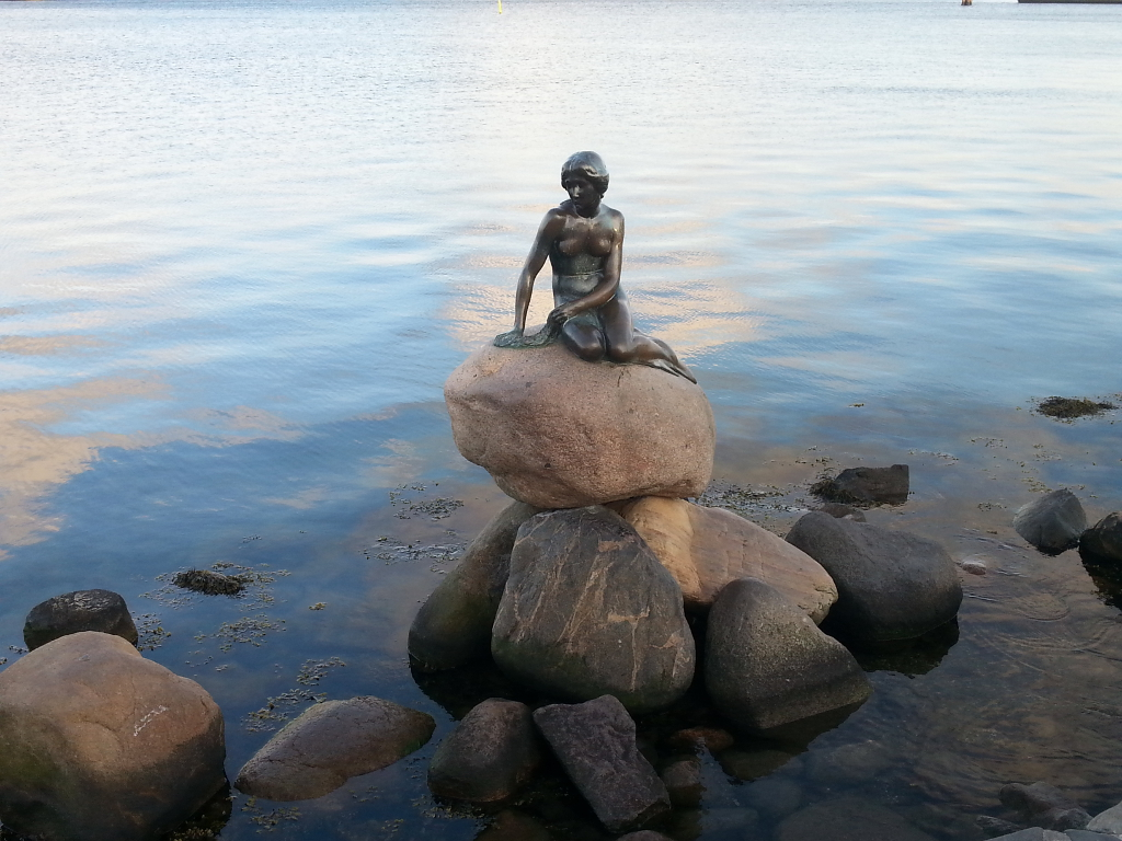 Little Marmaid, Kastellet - Copenhagen,