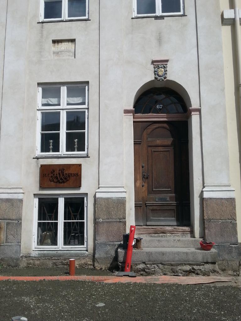 H.C.Andersen House - Copenhagen