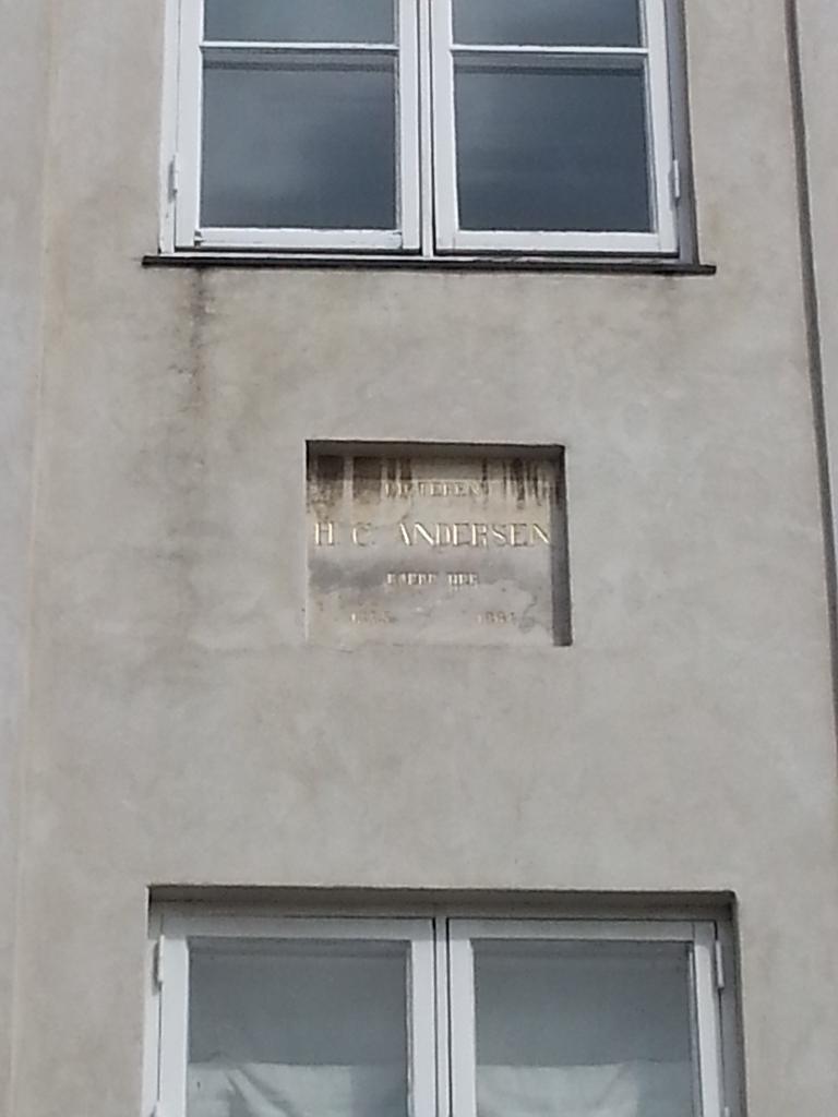 H.C.Andersen House -Copenhagen