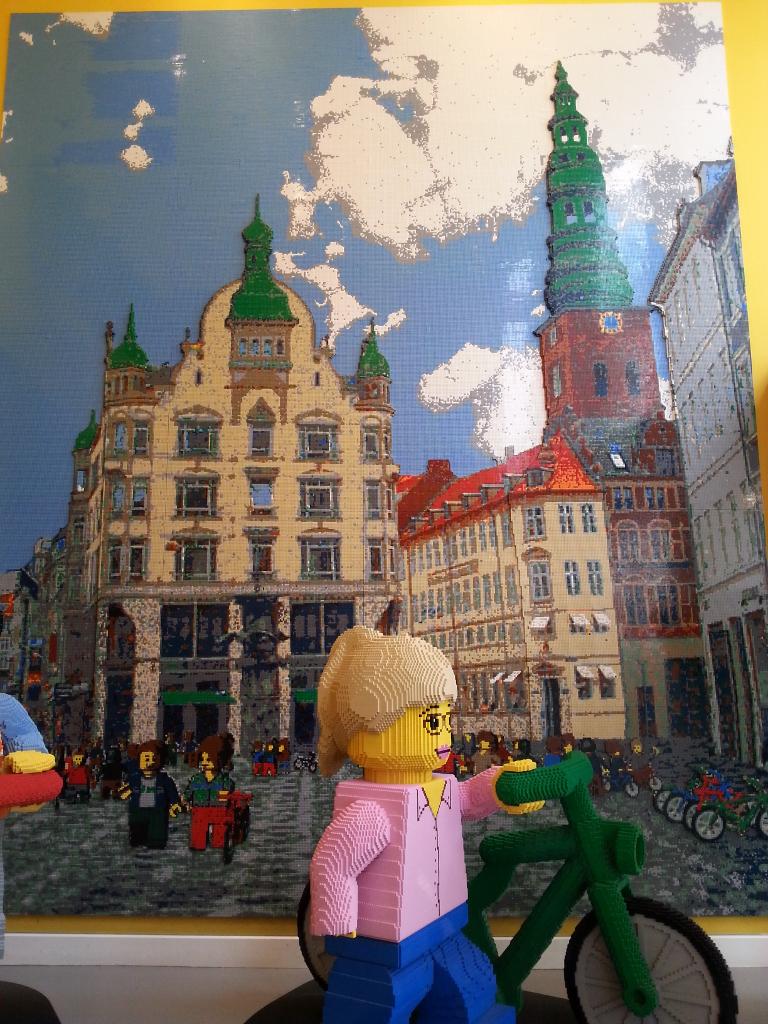 Lego store - Copenhagen