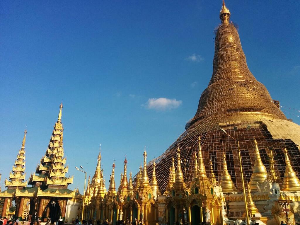 Yangon -Shwedagon Paya
