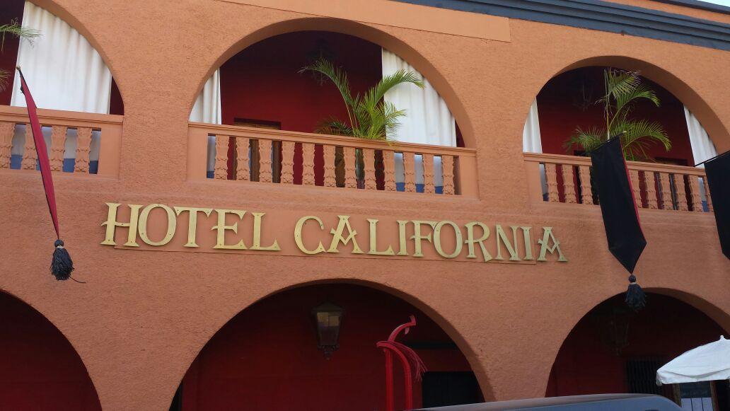 Mexico - California - Hotel California