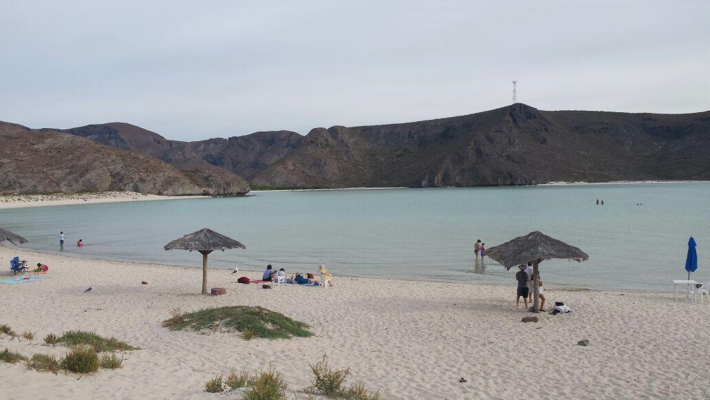 Mexico - California - La Paz