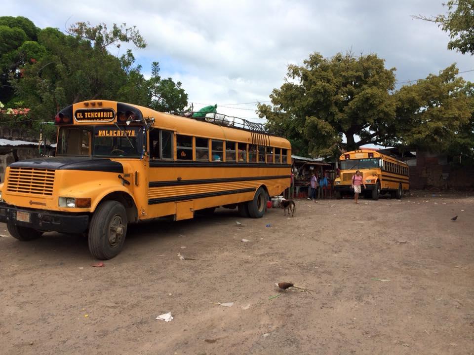 Nicaragua - Bus
