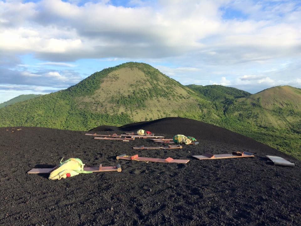 Nicaragua - Leon Cerro Negro