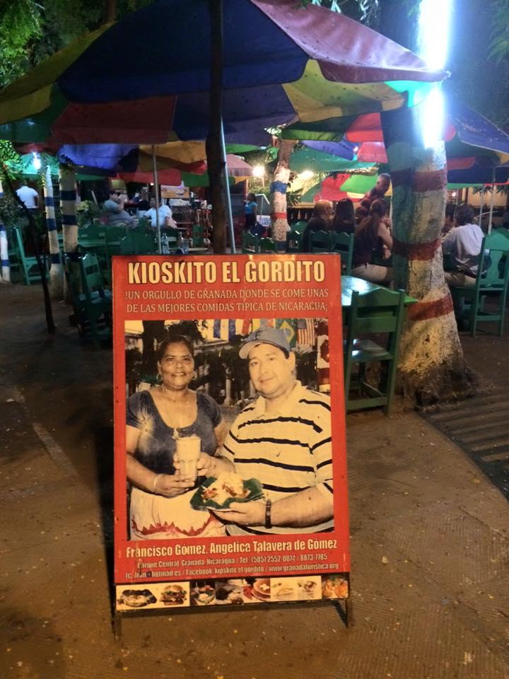 Nicaragua - Granada - El Gordito